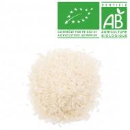 Riz rond Blanc Bio