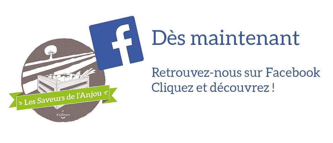Facebook Saveurs Anjou